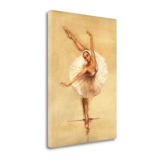 Ballerina I By Caroline Gold,  Gallery Wrap Canvas