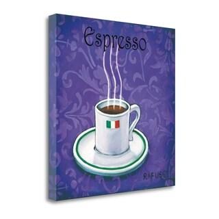 Espresso By Will Rafuse,  Gallery Wrap Canvas