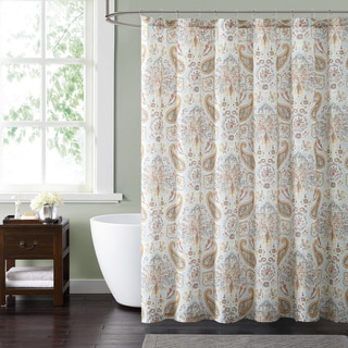 Style 212 Manchester Blue 72 x 72 Shower Curtain