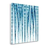 Icicles By Jane-Ann Butler,  Gallery Wrap Canvas - 22 x 22