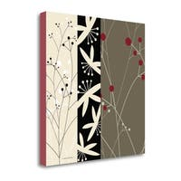 By Design II By Ahava,  Gallery Wrap Canvas