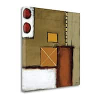 Shaken By Patrick St.Germain,  Gallery Wrap Canvas - 22 x 22