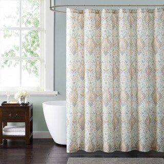 Style 212 Cambridge Ivory 72 x 72 Shower Curtain