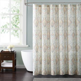 Style 212 Cambridge Ivory 72 X Shower Curtain