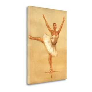Ballerina II By Caroline Gold,  Gallery Wrap Canvas