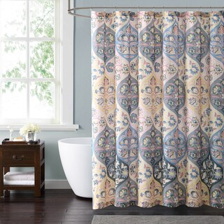 Style 212 Justine Ogee 72 x 72 Shower Curtain