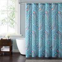 Style 212 Jaclyn Geo 72 x 72 Shower Curtain