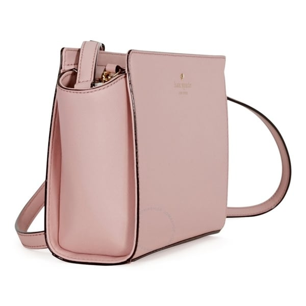3557bac1b671 Shop Kate Spade Cedar Street Hayden Crossbody Bag - Pink Bonnet -  PXRU5729-964 - Free Shipping Today - Overstock - 17760464