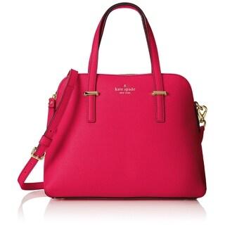 Kate Spade Cedar Street Maise Crossbody Satchel - Pink Confetti - PXRU4471-658