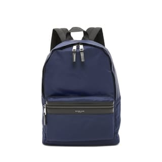 Michael Kors Mens Kent Nylon Backpack - Indigo - 33F5LKNB2C-401