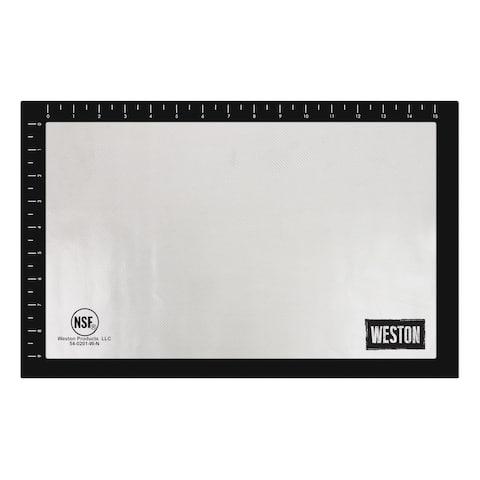 Weston Multi-Purpose Silicone Baking Mat, 11 x 17