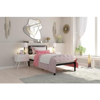 Signature Sleep Premium Modern Twin Platform Bed with Headboard