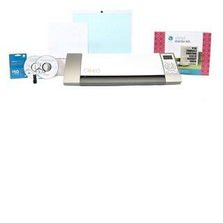 Silhouette Cameo Electronic Die Cutting Machine Vinyl Starter Kit Bundle