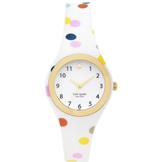 Kate Spade Rumsey Silicone Ladies Watch KSW1077