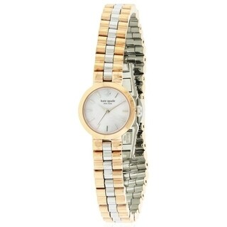 Kate Spade Two-Tone Tiny Gramercy Ladies Watch 1YRU0800