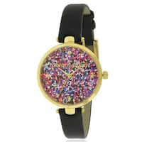 Kate Spade Holland Leather Ladies Watch
