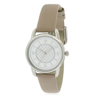 Kate Spade Boathouse Leather Ladies Watch KSW1163