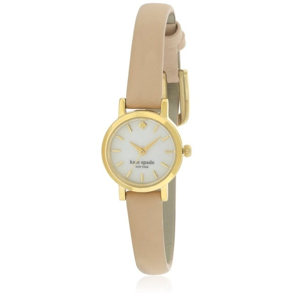 7f1a782e245 Shop Kate Spade New York Tiny Metro Ladies Watch - Free Shipping Today -  Overstock - 17761118