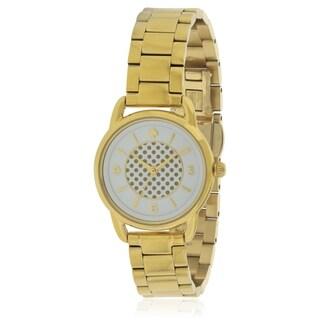Kate Spade Boathouse Gold-Tone Ladies Watch KSW1166