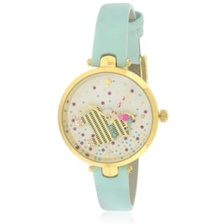 Kate Spade Holland Pinata Leather Ladies Watch KSW1329|https://ak1.ostkcdn.com/images/products/17761145/P23960181.jpg?impolicy=medium
