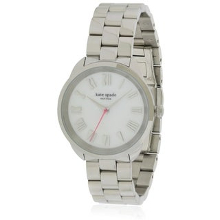 Kate Spade Crosstow Stainless Steel Ladies Watch KSW1065