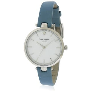 Kate Spade Leather Ladies Watch KSW1282|https://ak1.ostkcdn.com/images/products/17761158/P23960211.jpg?impolicy=medium