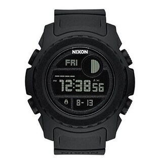 Nixon Super Unit Rubber Mens Watch A921001