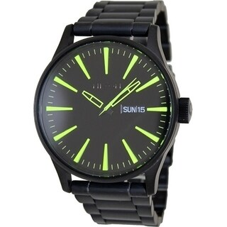 Nixon The Sentry Mens Watch A3561256-00
