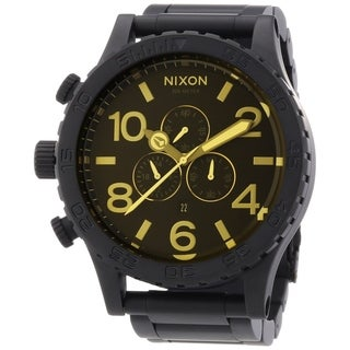Nixon Stainless Steel Mens Watch A0831354-00