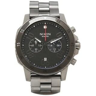 Nixon Ranger Gunmetal Chronograph Mens Watch A5491531