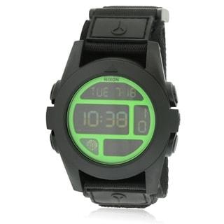Nixon Baja Nylon Digital Mens Watch A489027