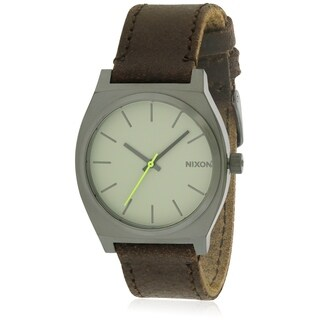 Nixon Time Teller Mens Watch A0451388