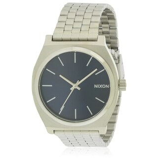 Nixon Time Teller Stainless Steel Unisex Watch A0451258