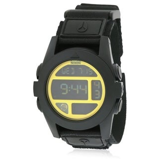 Nixon Baja Nylon Digital Mens Watch A489293