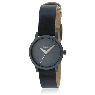 Nixon Kenzi Leather Ladies Watch A3981930