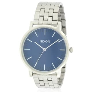 Nixon Stainless Steel Mens Watch A1057307|https://ak1.ostkcdn.com/images/products/17761465/P23960694.jpg?impolicy=medium