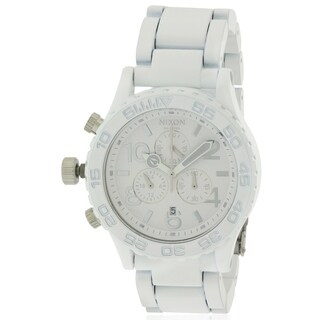 Nixon 42-20 Chronograph Stainless Steel Mens Watch A0371255