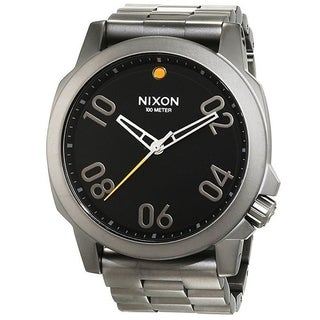 Nixon Ranger 45 Gunmetal Mens Watch A5211531