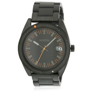 Nixon Rover Black Stainless Steel Mens Watch A359577