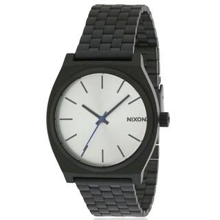 Nixon Time Teller Black Stainless Steel Mens Watch A045180