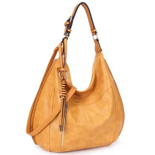 be9d0de8f75a Buy Tan Hobo Bags Online at Overstock