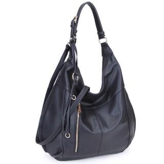 Dasein Lightweight Soft Water Wash Hobo Handbag - 19\ W x ...  sc 1 st  Overstock & Hobo Bags For Less | Overstock