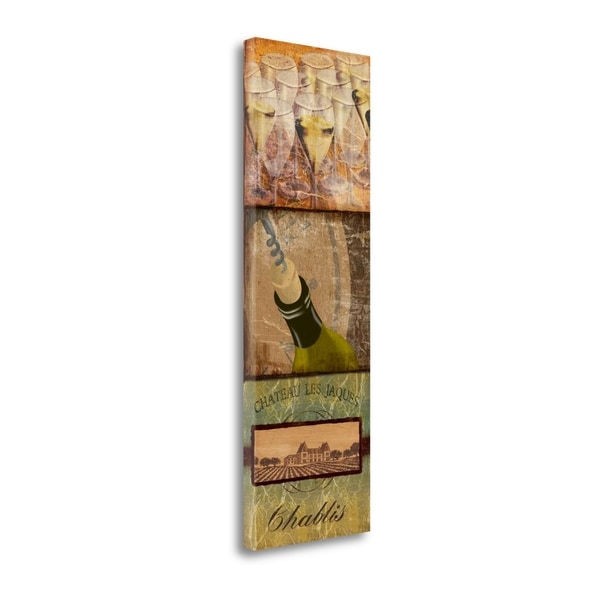 From The Cellar II By Artique Studio, Gallery Wrap Canvas