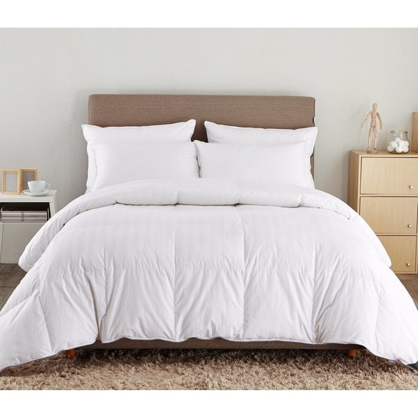 St. James Home 500 Thread Count Year Round Down Comforter