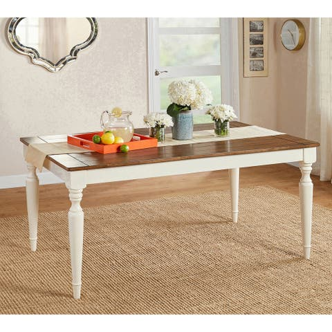 Simple Living Midland Dining Table
