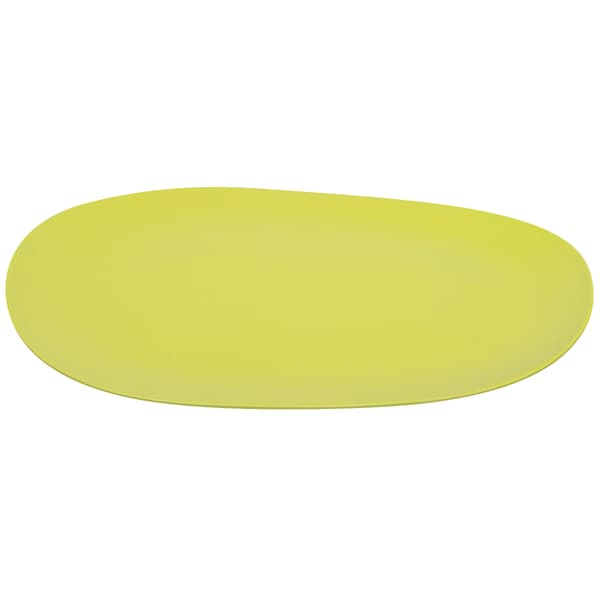 "Zak Designs 14"" Kiwi Moso Bamboo Serving Tray"
