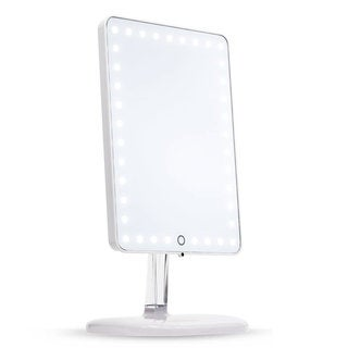 Impressions Vanity Touch Pro LED Makeup Mirror with Bluetooth Audio & Speakerphone