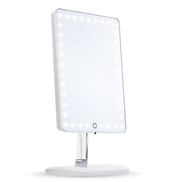 Shop Impressions Vanity Touch Pro Led Makeup Mirror With Bluetooth
