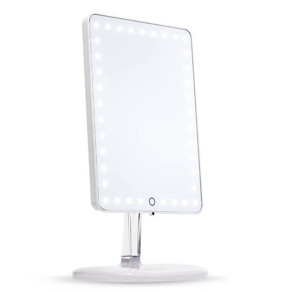 Shop Impressions Vanity Touch Pro LED Makeup Mirror with