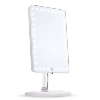 Impressions Vanity Touch Pro LED Makeup Mirror with Bluetooth Audio & Speakerphone (2 options available)